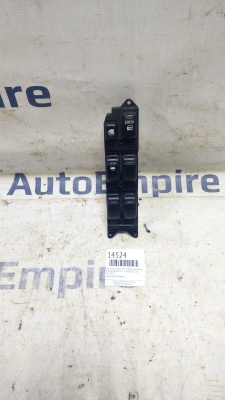 Блок управления стеклоподъмниками Mitsubishi Galant EA3A 4G64 2002 передний левый (б/у)