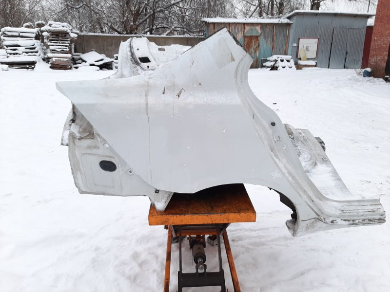 Крыло заднее Mitsubishi Lancer CY4A 4B11 2007 заднее правое (б/у)