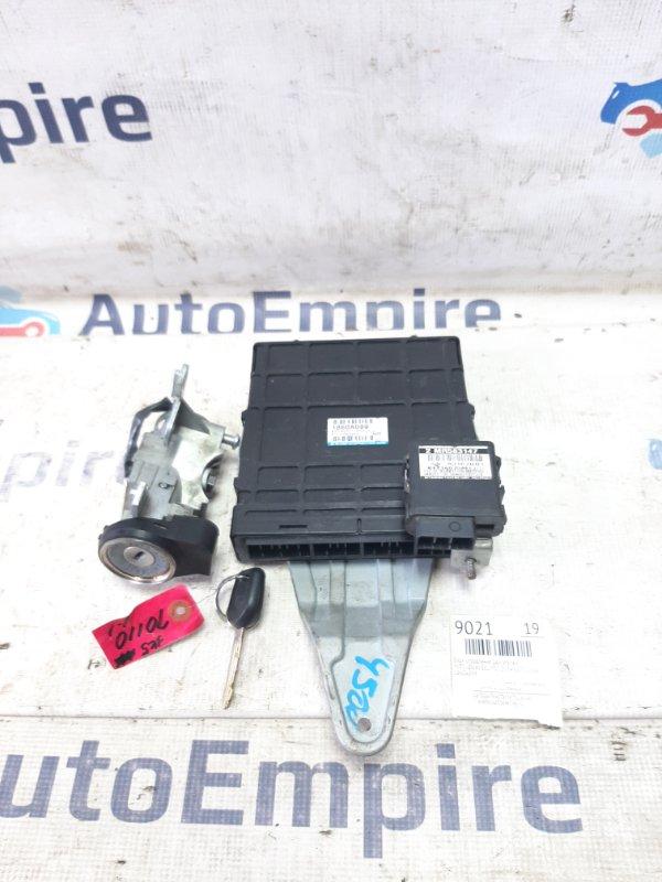 Блок управления двигателем Mitsubishi Eclipse D53A 6G72 2005 (б/у)