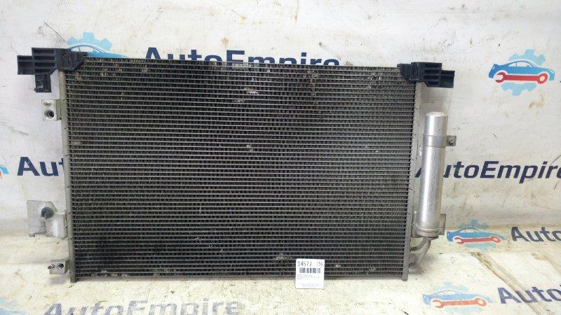 Радиатор кондиционера Mitsubishi Lancer CY4A 4B11 2007 (б/у)