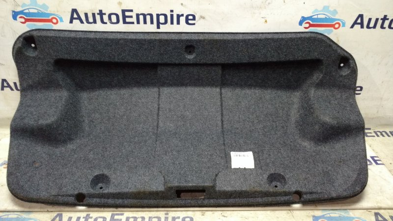 Обшивка крышки багажника Mitsubishi Lancer CY4A 4B11 2007 (б/у)