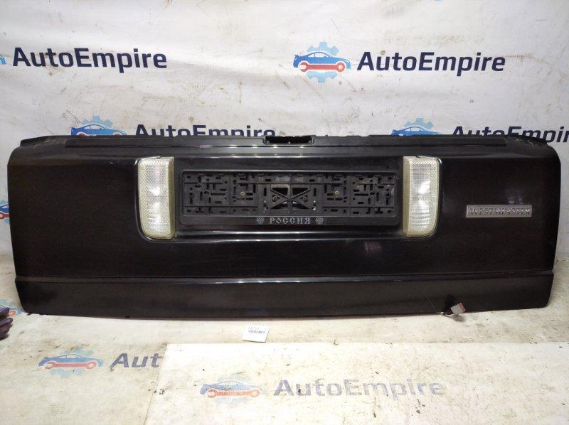 Крышка багажника Land Rover Range Rover 508PS 2010 нижняя (б/у)