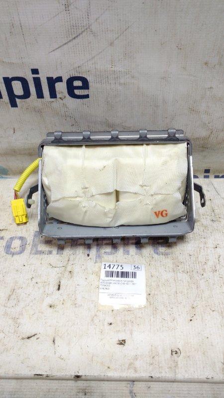 Подушка безопасности пассажира Mitsubishi Lancer CY4A 4B11 2007 (б/у)