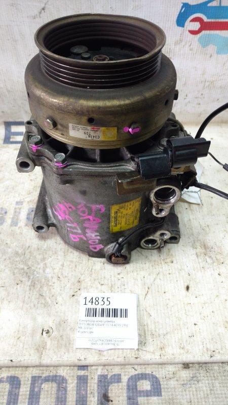 Компрессор кондиционера Mitsubishi Galant EC1A 4G93 1998 (б/у)