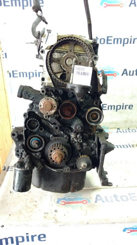 Двигатель Mitsubishi Galant EA3A 4G64 2002 (б/у)