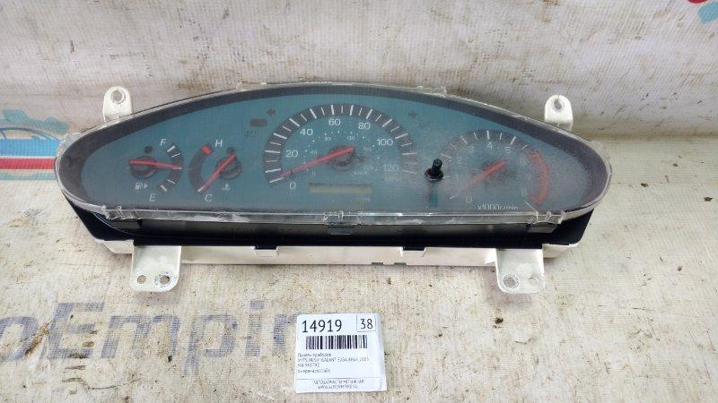 Панель приборов Mitsubishi Galant EA3A 4G64 2003 (б/у)