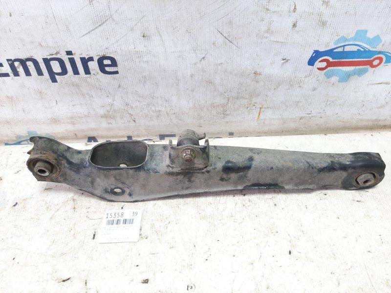 Рычаг подвески задний Mitsubishi Airtrek CU5W 4G69 2004 задний нижний (б/у)