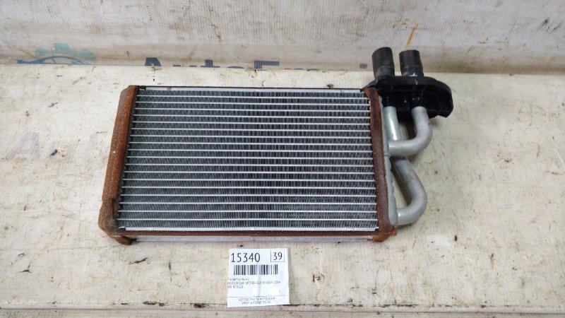 Радиатор печки Mitsubishi Airtrek CU5W 4G69 2004 (б/у)