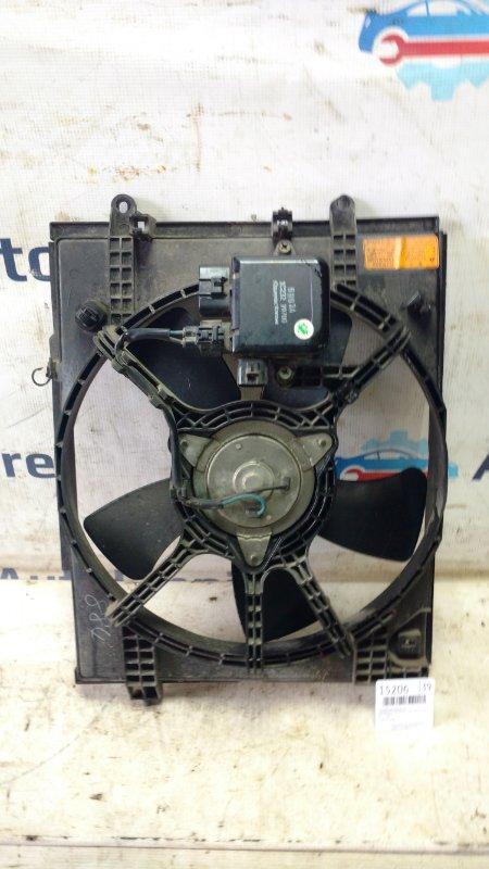 Вентилятор радиатора Mitsubishi Airtrek CU5W 4G69 2004 (б/у)