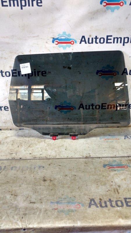 Стекло двери Mitsubishi Airtrek CU5W 4G69 2004 заднее правое (б/у)