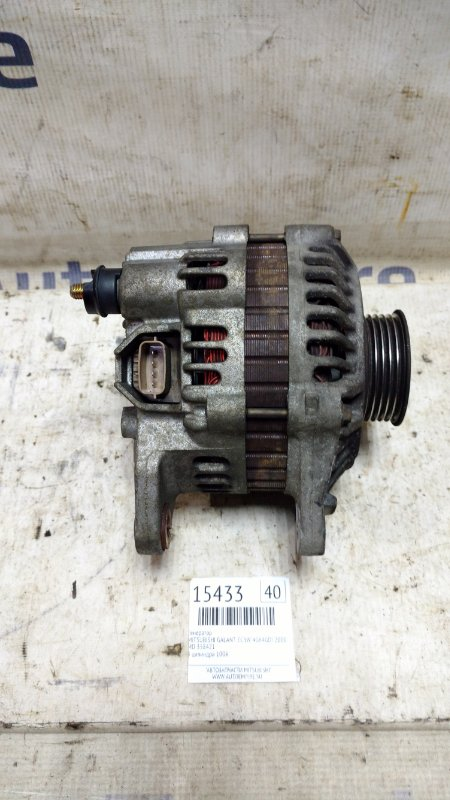 Генератор Mitsubishi Galant EC3W 4G64GDI 2000 (б/у)