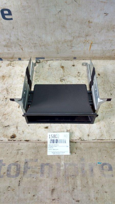 Кронштейн магнитолы Mitsubishi Galant EC3W 4G64GDI 2000 (б/у)