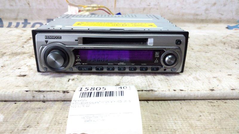Магнитола Mitsubishi Galant EC3W 4G64GDI 2000 (б/у)