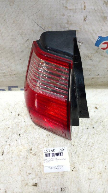 Фонарь задний Mitsubishi Galant EC3W 4G64GDI 2000 задний левый (б/у)