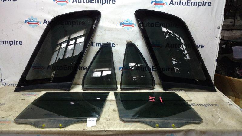 Комплект стекол as3 Mitsubishi Galant EC3W 4G64GDI 2000 (б/у)
