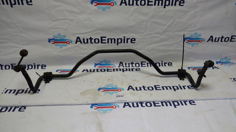 Стабилизатор Mitsubishi Outlander Xl CW5W 4B12 2008 задний (б/у)