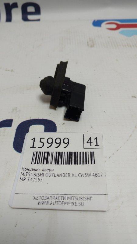 Концевик двери Mitsubishi Outlander Xl CW5W 4B12 2008 (б/у)