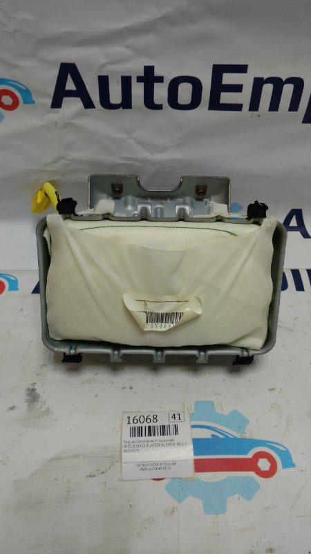 Подушка безопасности пассажира Mitsubishi Outlander Xl CW5W 4B12 2008 (б/у)
