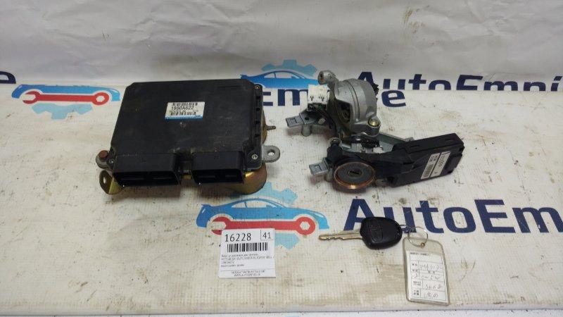 Блок управления двигателем Mitsubishi Outlander Xl CW5W 4B12 2008 (б/у)