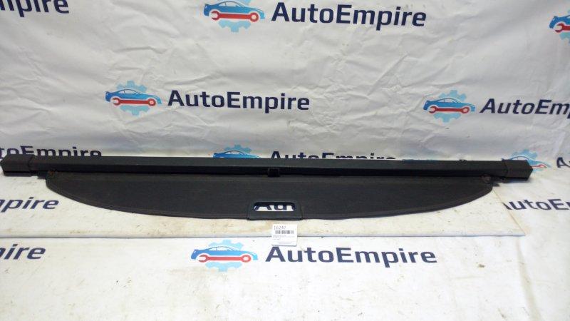 Шторка багажника Mitsubishi Airtrek CU5W 4G69 2004 задняя (б/у)