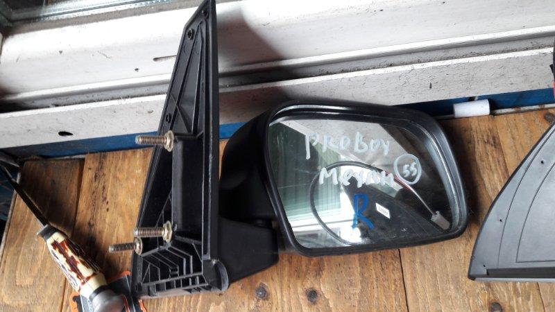 Зеркало Toyota Probox 50 2002 переднее правое