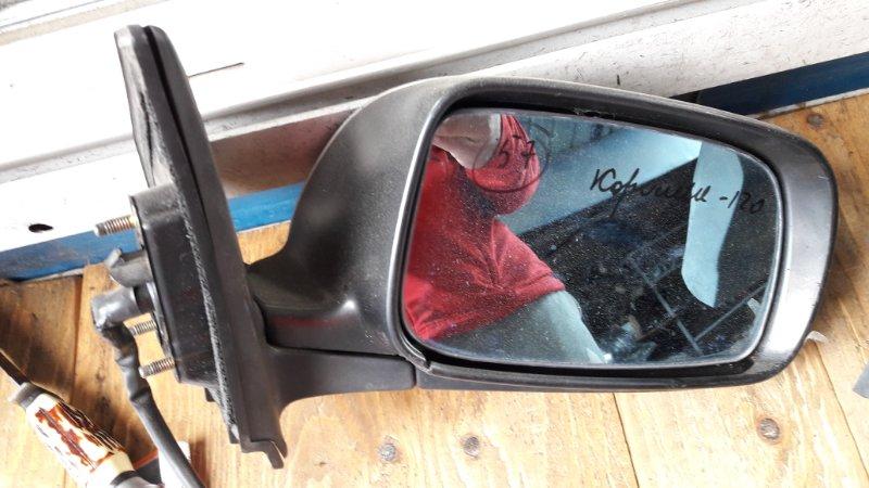 Зеркало Toyota Corolla 120 2001 переднее правое (б/у)