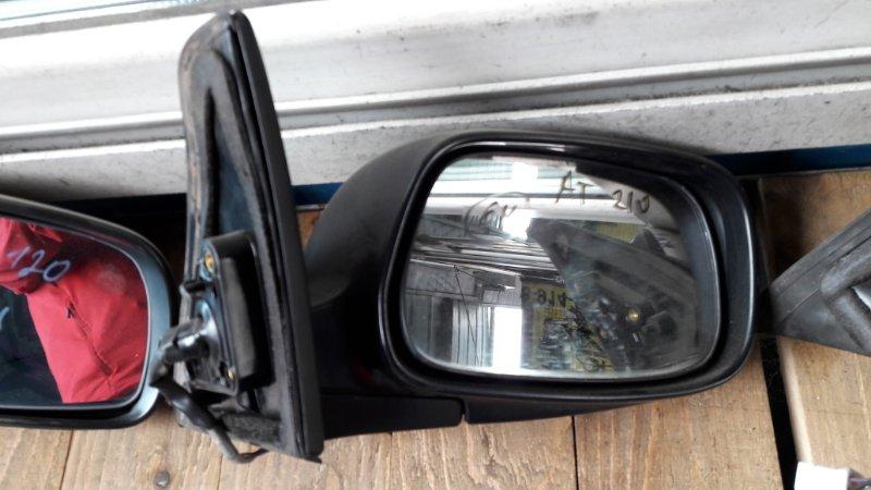 Зеркало Toyota Corona Premio AT210 1997 переднее правое (б/у)