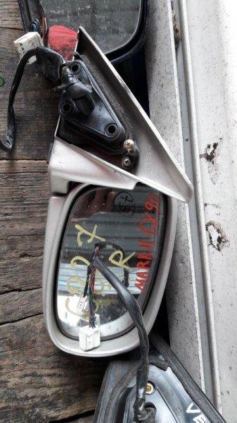 Зеркало Toyota Mark Ii GX90 переднее правое (б/у)