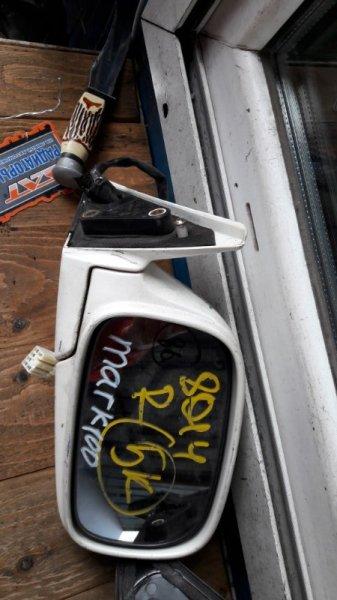 Зеркало Toyota Mark Ii GX100 1997 переднее правое (б/у)