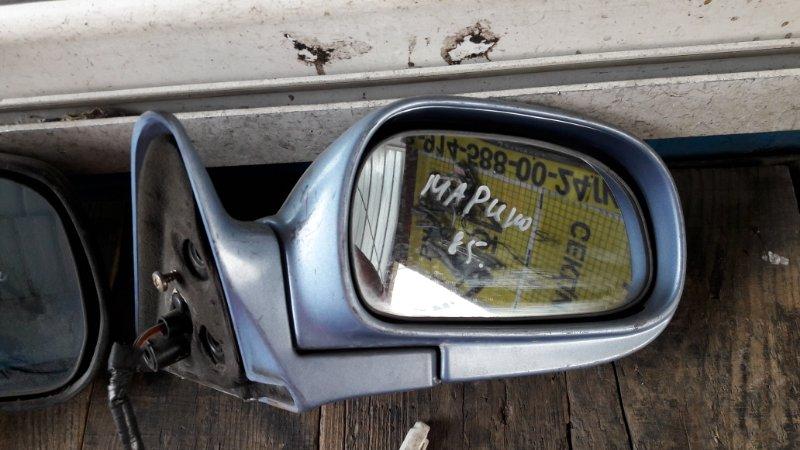 Зеркало Toyota Sprinter Marino 101 1992 переднее правое (б/у)