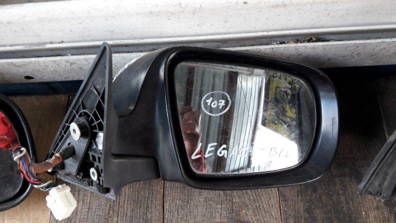 Зеркало Subaru Legacy BP5 2003 переднее правое (б/у)