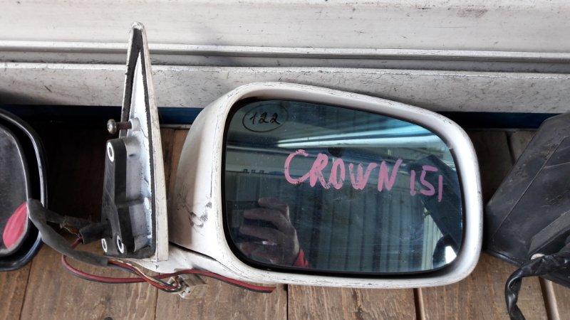 Зеркало Toyota Crown GS151 1995 переднее правое (б/у)