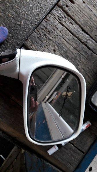 Зеркало Toyota Corolla Spacio AE110 1997 переднее правое (б/у)