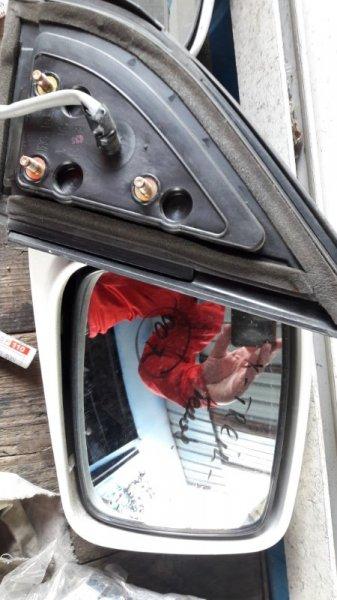Зеркало Nissan X-Trail NT30 2000 переднее правое (б/у)