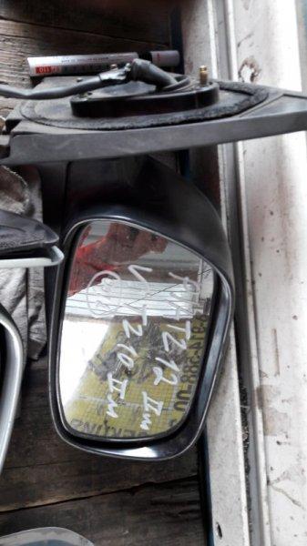 Зеркало Toyota Vitz NCP10 . переднее правое (б/у)