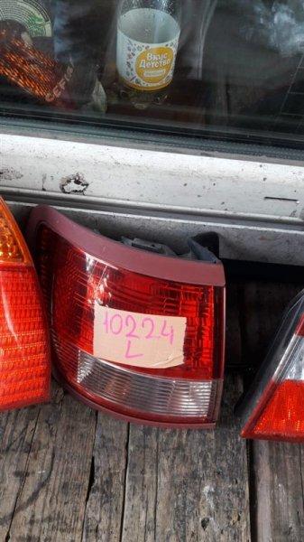 Стоп-сигнал Nissan Avenir PNW11 1998 задний левый (б/у)