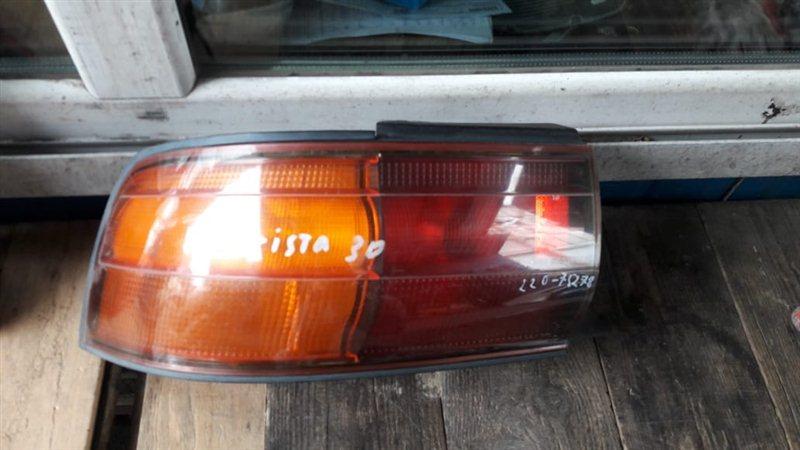 Стоп-сигнал Toyota Vista 30 задний правый (б/у)