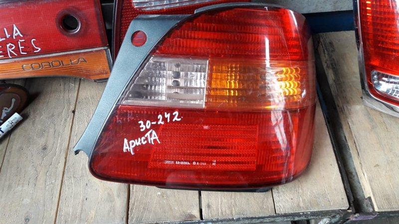 Стоп-сигнал Toyota Aristo JZS160 задний правый (б/у)