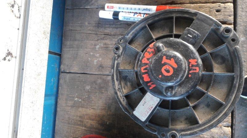 Мотор печки Subaru Impreza GC1 (б/у)