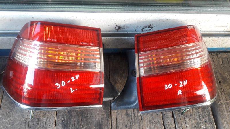 Стоп-сигнал Toyota Crown GS151 задний левый (б/у)
