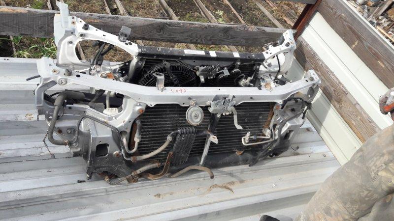 Телевизор Toyota Vista CV40 1995 передний (б/у)