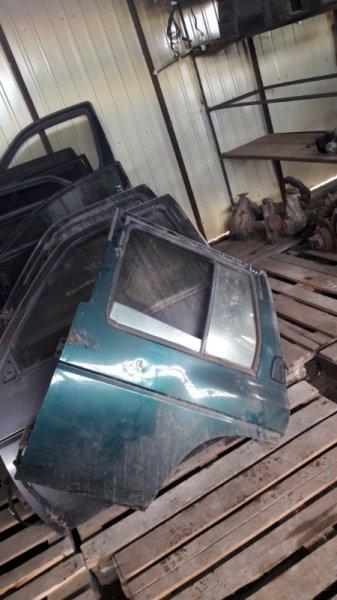 Боковая дверь Nissan Terrano WHYD21 задняя левая (б/у)