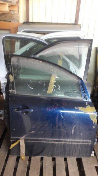 Боковая дверь Toyota Ipsum 21 передняя правая (б/у)