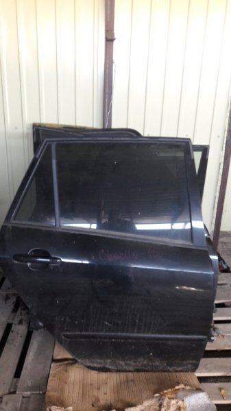 Боковая дверь Toyota Corolla Spacio NZE121 задняя правая (б/у)