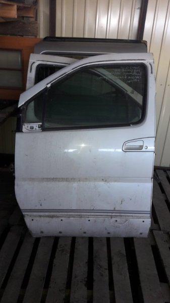 Боковая дверь Nissan Elgrand 50 передняя левая (б/у)