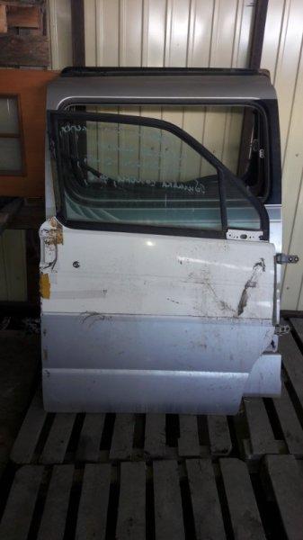 Боковая дверь Mazda Bongo Friendee LWEW передняя правая (б/у)