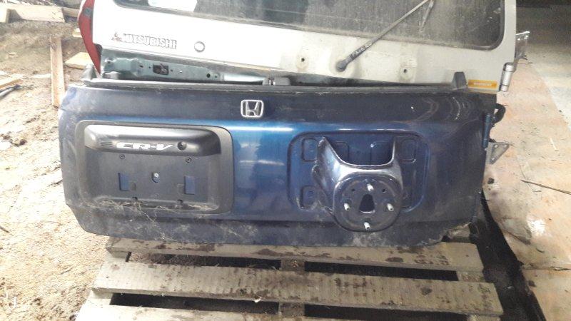 Дверь багажника Honda Crv RD1 нижняя (б/у)
