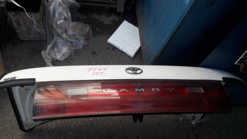 Стоп-вставка Toyota Camry SV30 задняя (б/у)