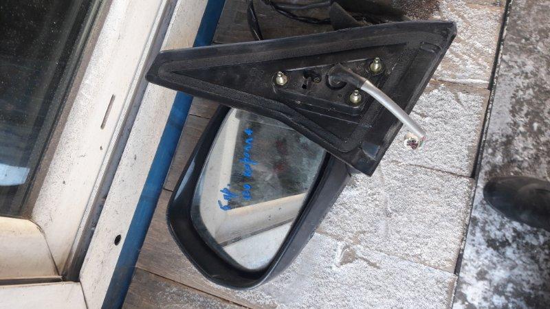 Зеркало Toyota Corolla Spacio NZE121 2001 переднее левое (б/у)