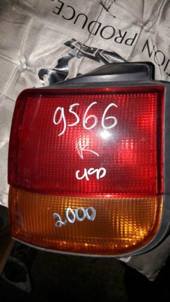 Стоп-сигнал Mitsubishi Rvr N23W задний правый (б/у)